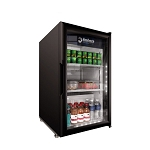 Imbera VR-06 Commercial Counter Top Reach In Beverage & Food Cooler